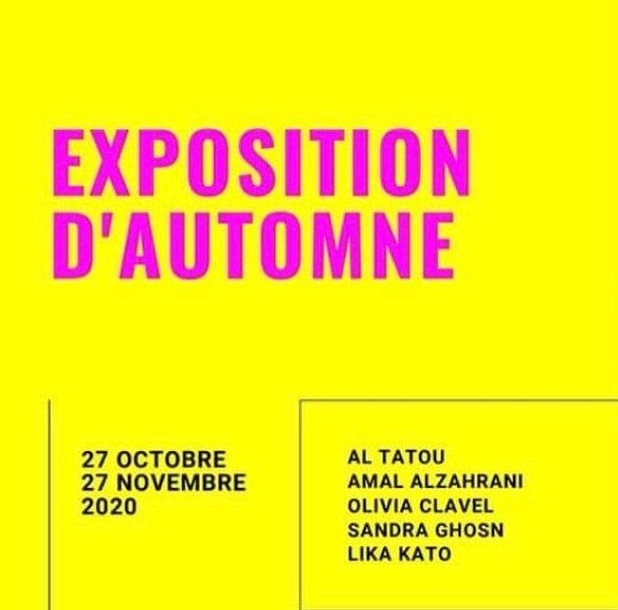 Exposition d'Automne